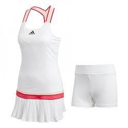 Dámske šaty adidas Y-Dress Heat.Rdy White