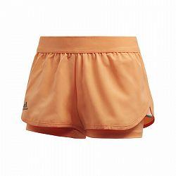Dámske šortky adidas Club Short Orange