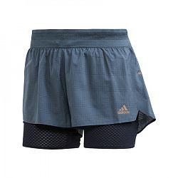 Dámske šortky adidas Heat.RDY tmavo modré