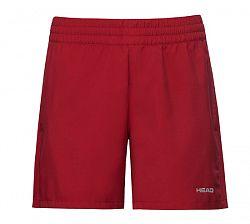 Dámske šortky Head Club Red