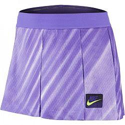Dámske šortky Nike Court Slam NY Purple