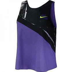 Dámske tielko Nike Court 2in1 Tank NY Purple/Black