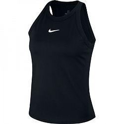 Dámske tielko Nike Court Dri-FIT Black