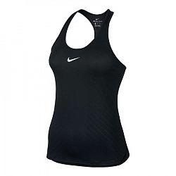 Dámske tielko Nike Court Dry Slam Black