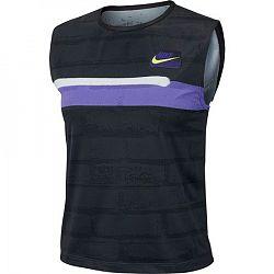 Dámske tielko Nike Court Slam Tank NY Noir