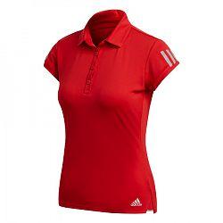 Dámske tričko adidas Club 3STR Polo Red
