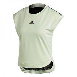 Dámske tričko adidas NY Womens Tee Light Green - vel. S