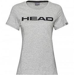 Dámske tričko Head Club Lucy Grey