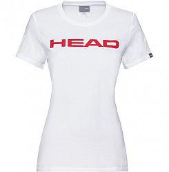 Dámske tričko Head Club Lucy White/Red