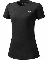 Dámske tričko Mizuno Impulse Core Tee čierne