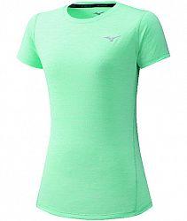 Dámske tričko Mizuno Impulse Core Tee zelené