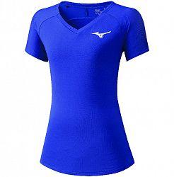 Dámske tričko Mizuno Tee Blue
