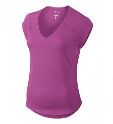 Dámske tričko Nike Court Pure Tennis Top Fuchsia