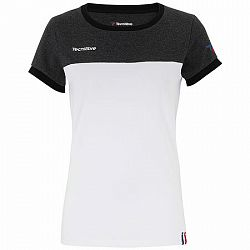 Dámske tričko Tecnifibre F1 Stretch Black 2020