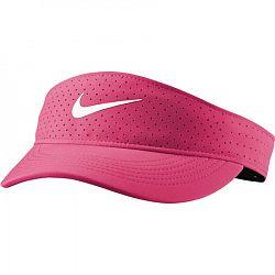 Dámsky šilt Nike Court Advantage Visor Pink