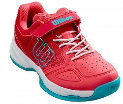 Detská tenisová obuv Wilson Kaos Kids Para Pink/White