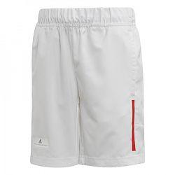Detské šortky adidas SMC B Short White - vel. 140