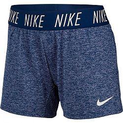 Detské šortky Nike Dry Trophy 4IN modré
