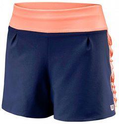 Detské šortky Wilson Core 2.5 Short G Navy/Papaya