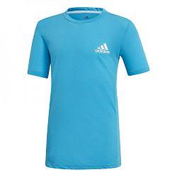 Detské tričko adidas B Escouade Tee Blue