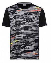 Detské tričko Head Vision Slider Black/Grey