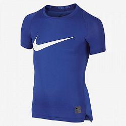 Detské tričko Nike Boys Pro Top Dark Blue