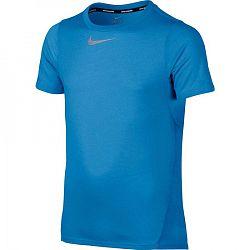 Detské tričko Nike Dry Running Top Blue