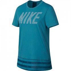 Detské tričko Nike Dry Training Blue/Force
