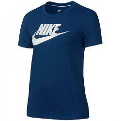 Detské tričko Nike Girls Sportswear Essential Short-Sleeve Top Dark Blue