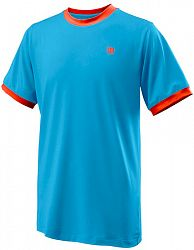 Detské tričko Wilson Competition Crew B Blue