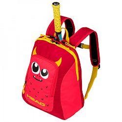 Detský batoh na rakety Head Kid's Backpack Red/Yellow