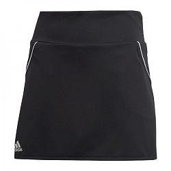 Dievčenská sukňa adidas Club Skirt Black