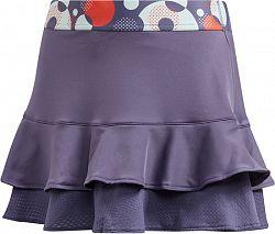 Dievčenská sukňa adidas G Frill Skirt Purple - vel. 152