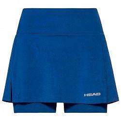 Dievčenská sukňa Head Club Basic Royal
