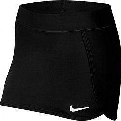 Dievčenská sukňa Nike Court Skirt STR Black