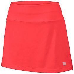 Dievčenská sukňa Wilson Core 11 Skirt Cayenne