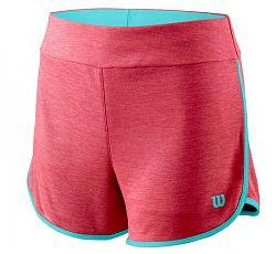 Dievčenské šortky Wilson Core 3.5 Holly Berry
