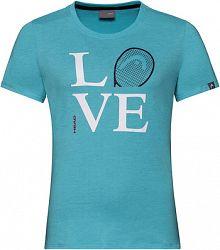 Dievčenské tričko Head Vision Love Blue