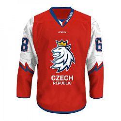 Dres CCM Český hokej červený
