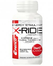 Energetický stimulant Penco X-Ride 50 tabliet