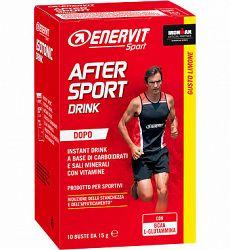 Enervit After Sport Drink 10x 15g