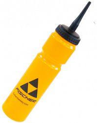 Fľaša na pitie Fischer 1 L žltá