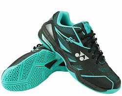 Halová obuv Yonex Power Cushion 56 Black/Mint