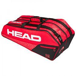 Head Core 6R Combi červená-čierna