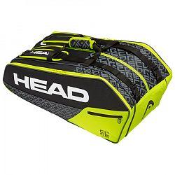 Head Core 9R Supercombi 2019 černá/žlutá