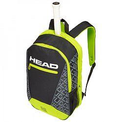 Head Core Backpack 2019 čierna-žltá
