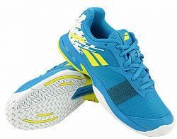 Juniorská tenisová obuv Babolat Jet All Court JR Blue