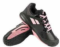 Juniorská tenisová obuv Babolat Propulse All Court JR Black/Pink