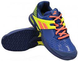 Juniorská tenisová obuv Babolat Propulse Clay JR Blue