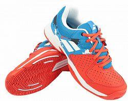 Juniorská tenisová obuv Babolat Pulsion All Court JR Red/Blue